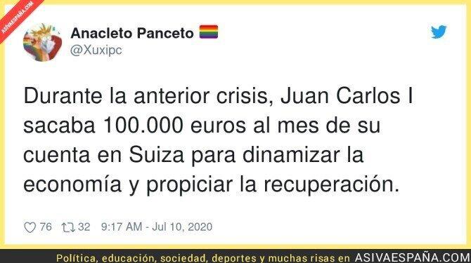 265077 - Que campechano era el Rey Juan Carlos