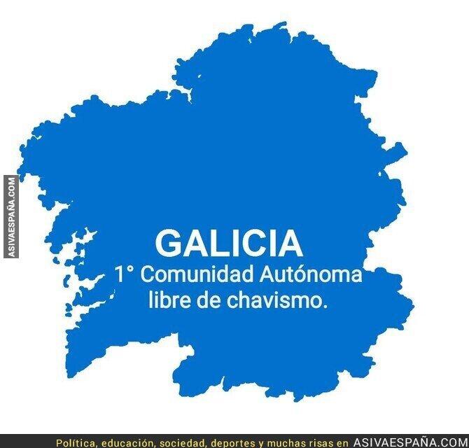 269956 - Galicia se libra de Podemos