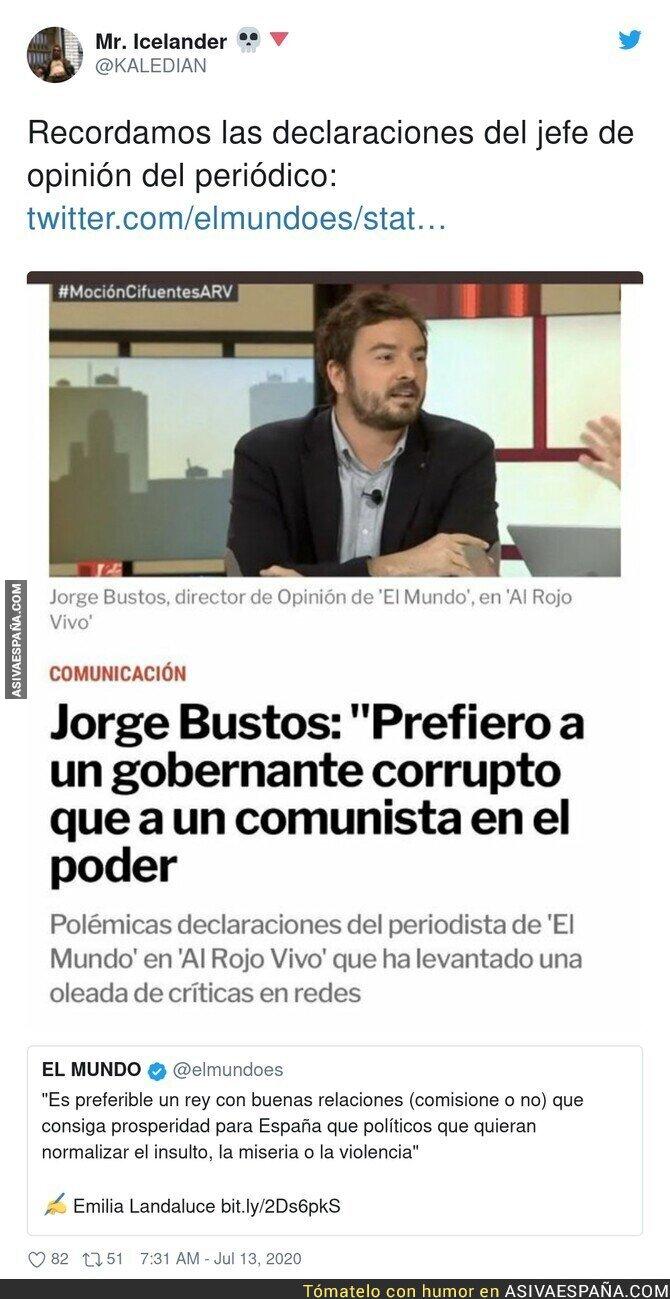 270313 - Este es el nivel de Jorge Bustos