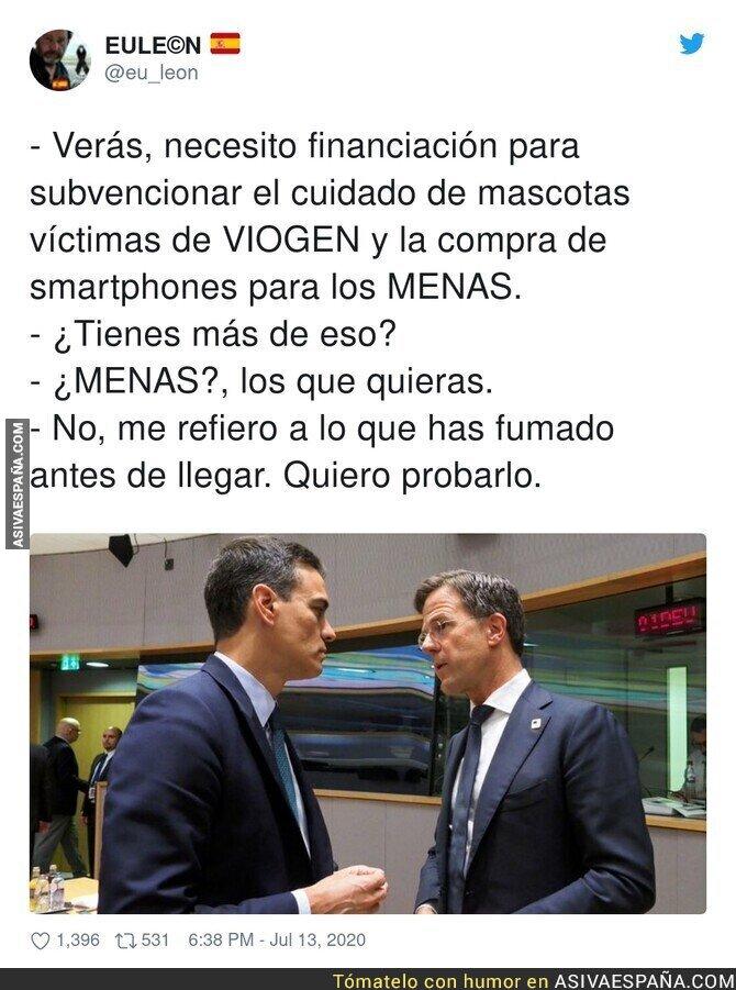 271273 - Pedro Sánchez en busca de la financiación