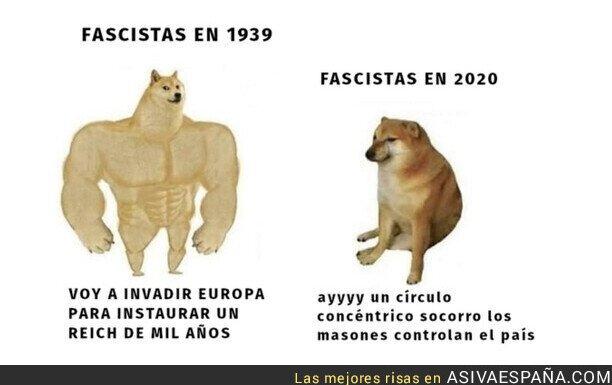 275793 - Los fascistas han cambiado bastante