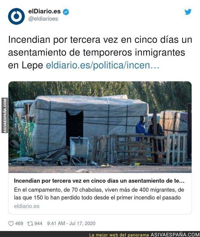 276602 - Poco se ha tardado en criminalizar a los inmigrantes