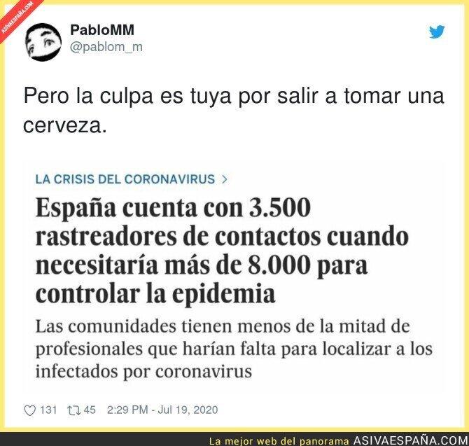 279211 - Hace falta más esfuerzo en España
