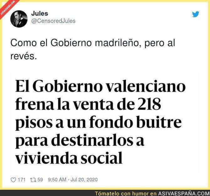 280119 - Madre mía con el gobierno comunista de Valencia