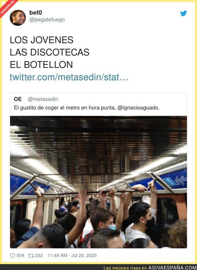 280305 - Que bien la gestión de la Comunidad de Madrid con la pandemia