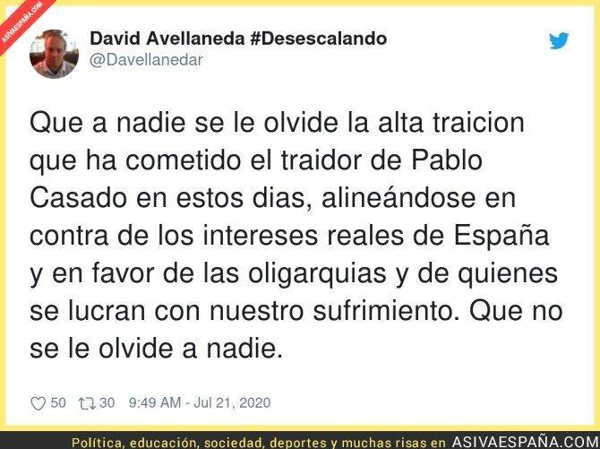 282365 - El patriota de Pablo Casado