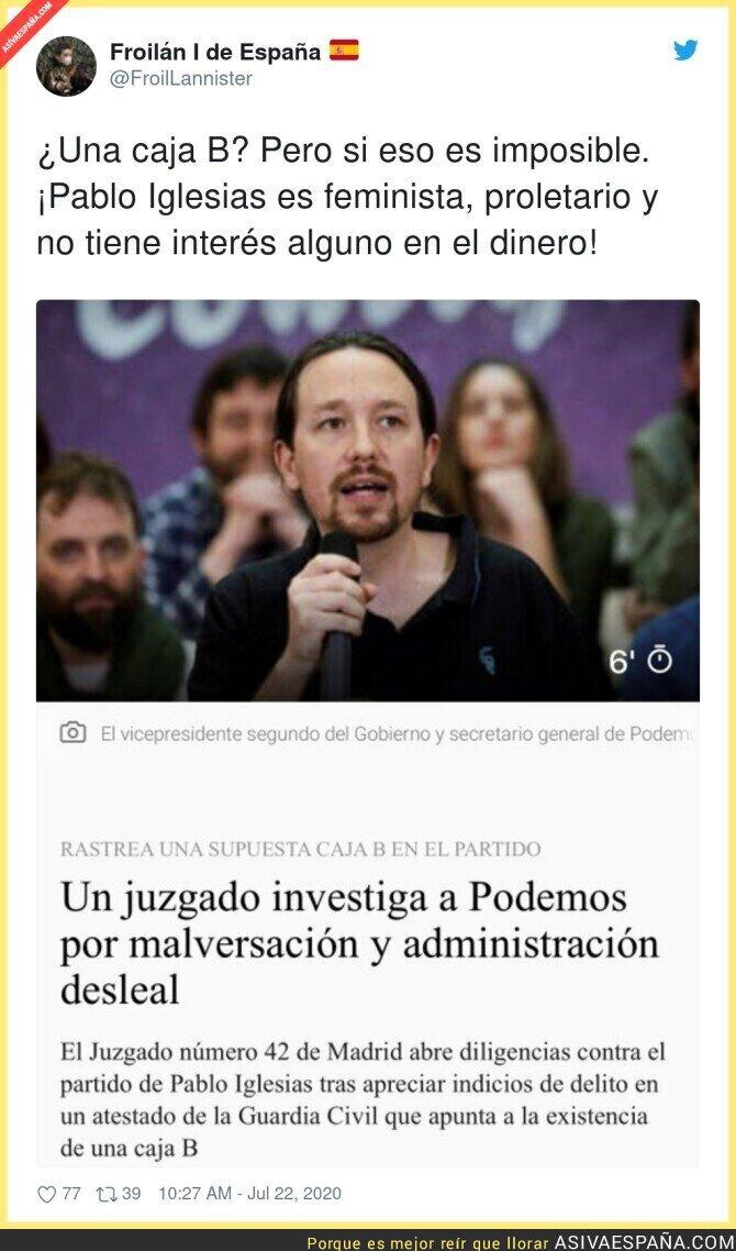 283221 - Estaremos atentos a esta investigación contra Podemos
