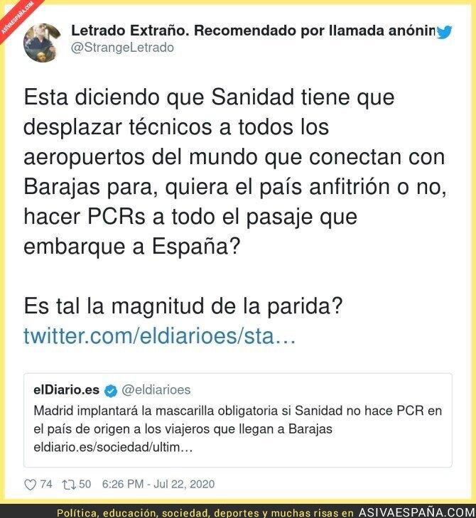 283758 - Suena a chiste la medida de Isabel Díaz Ayuso