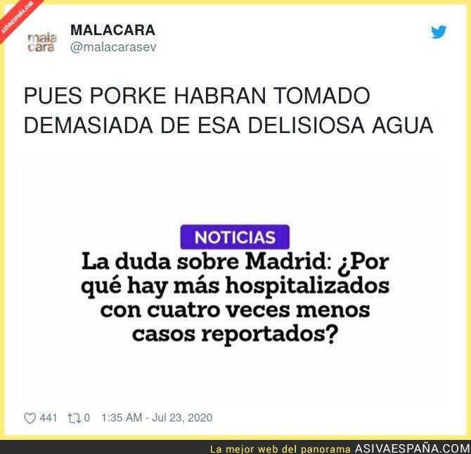 284585 - La sospechosa situación de Madrid