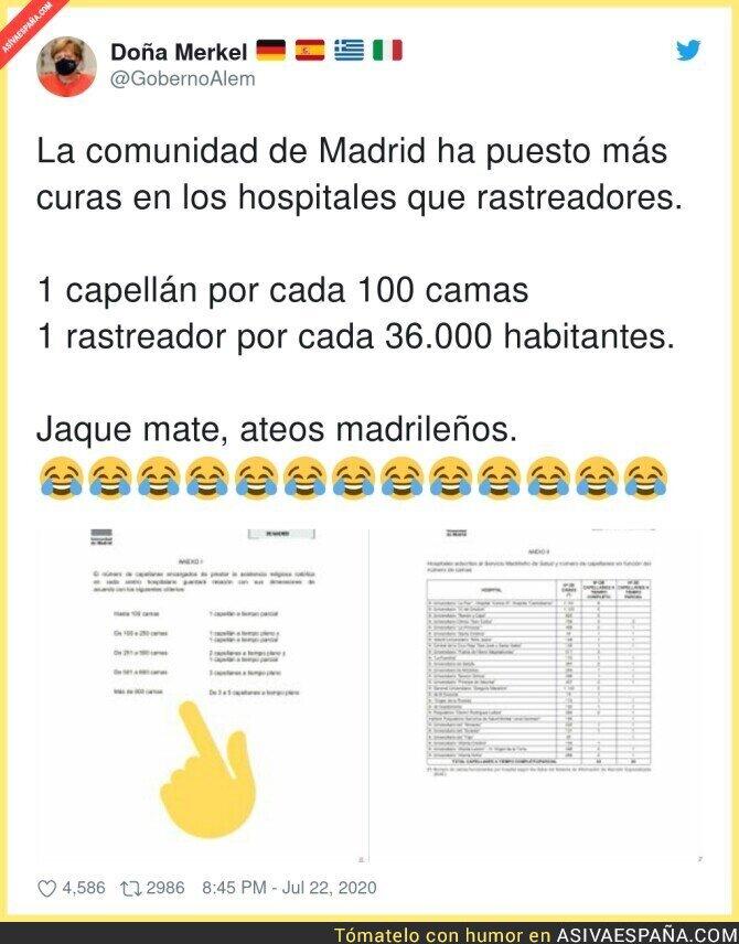 285236 - La presidenta de la Comunidad de Madrid da mucha vergüenza ajena