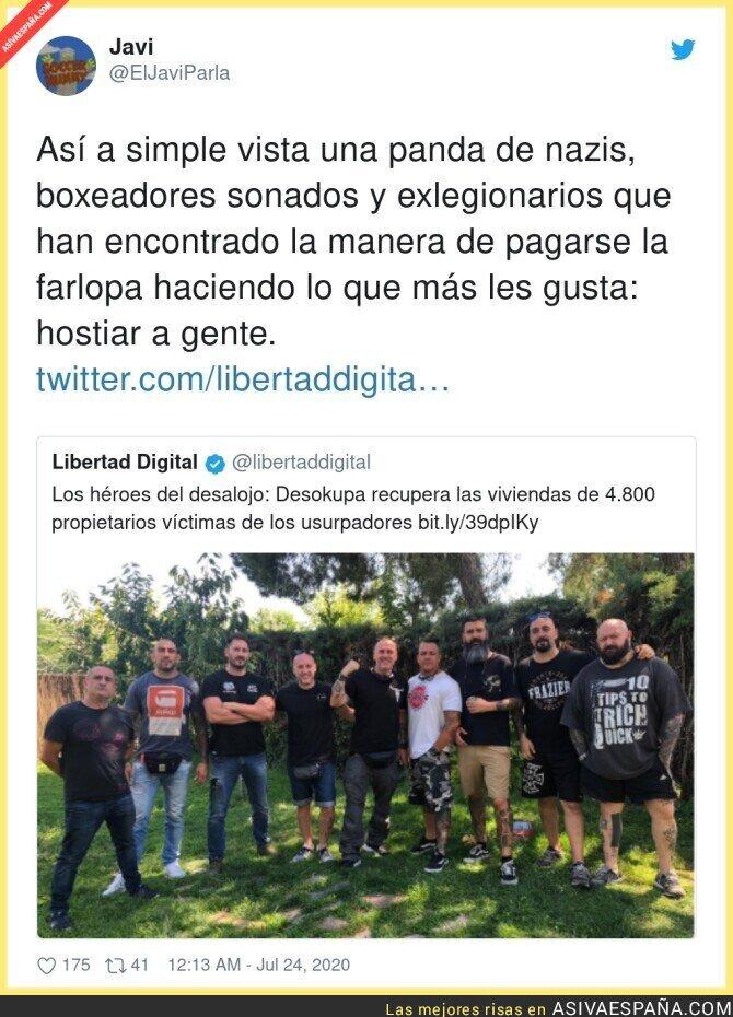 285868 - Los Desokupa