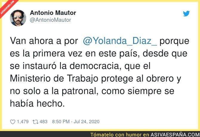 286656 - ¡Todo el apoyo para Yolanda Díaz!