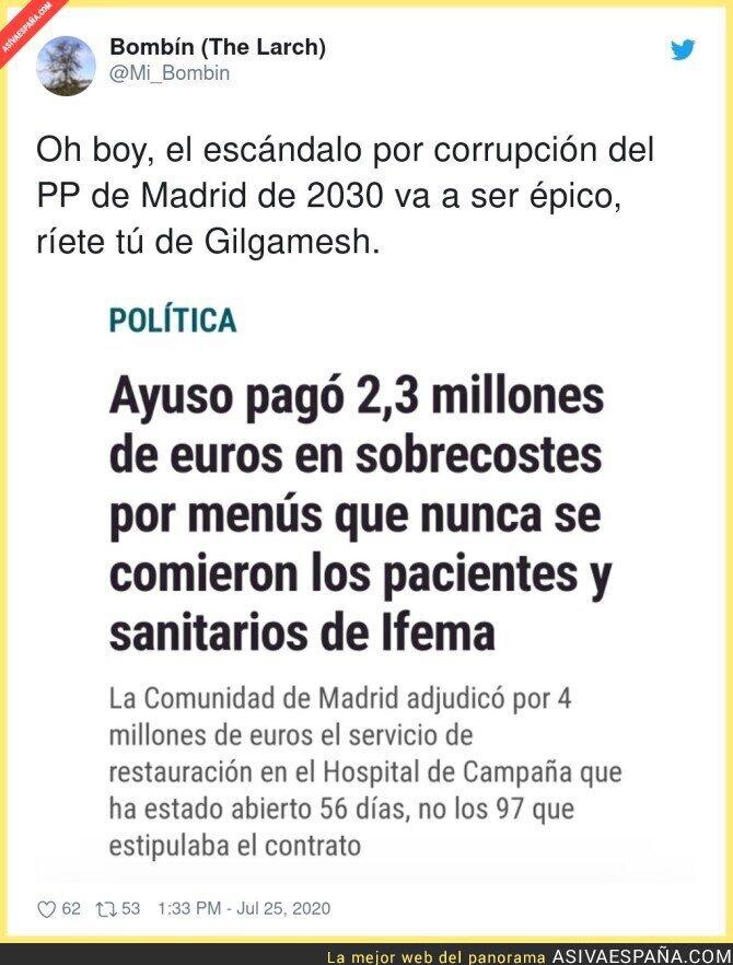 287467 - Escándalo tras escándalo en la gestión de Isabel Díaz Ayuso