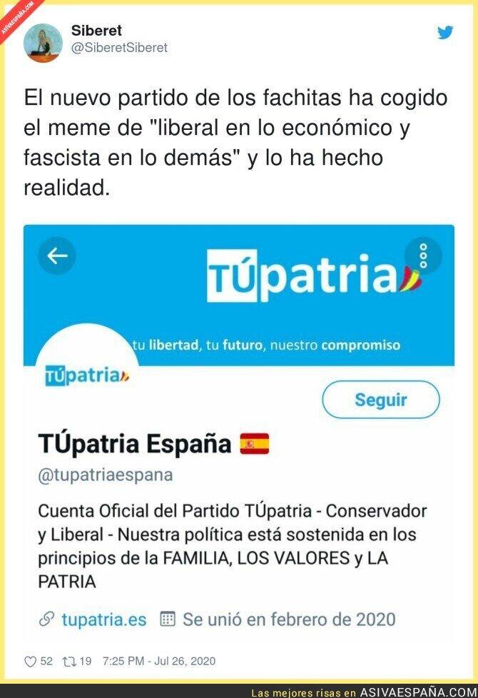 288889 - El nuevo partido patriota español