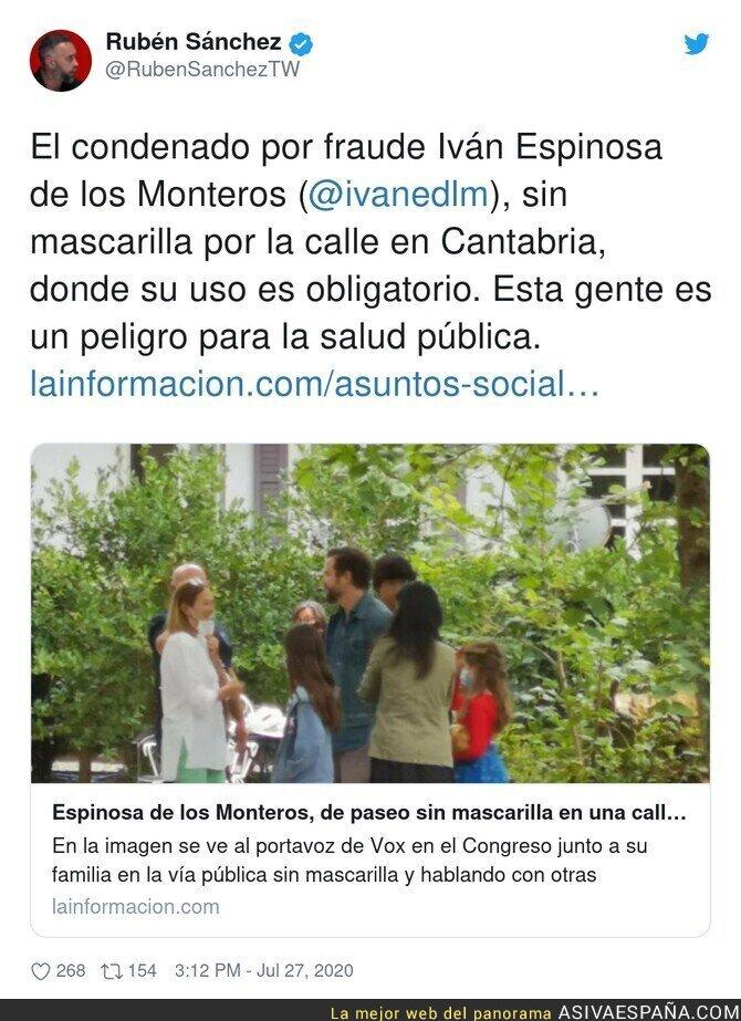 290011 - ¿A qué esperan para denunciar a Iván Espinosa de los Monteros?