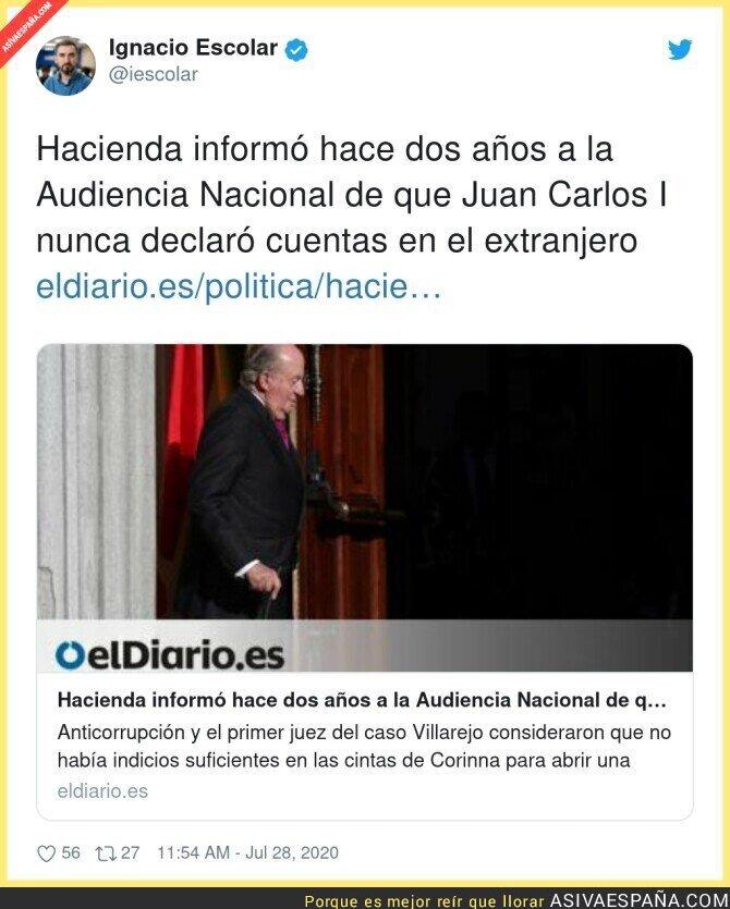 291571 - Juan Carlos I un sinvergüenza como pocos
