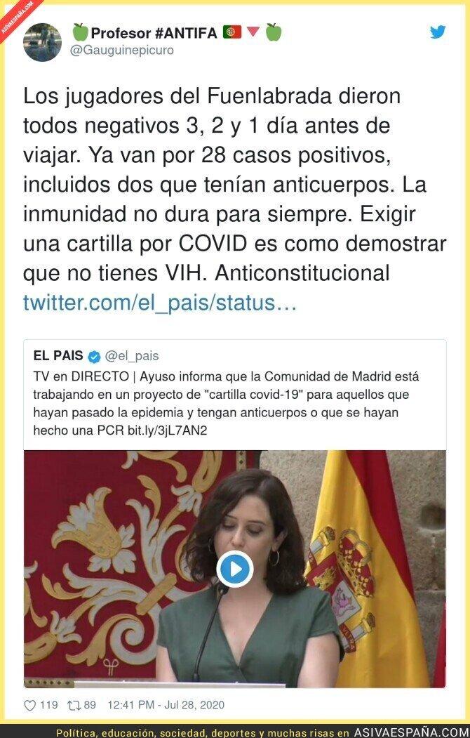 291688 - El nuevo éxito de Isabel Díaz Ayuso