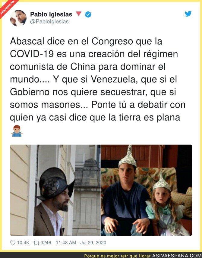 293457 - Santiago Abascal ha enloquecido