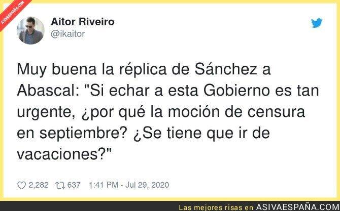293623 - Una de las mejores intervenciones de Pedro Sánchez