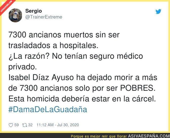 295172 - Isabel Díaz Ayuso tiene nuevo mote