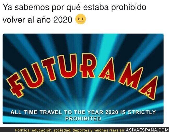 299271 - Futurama vio el futuro