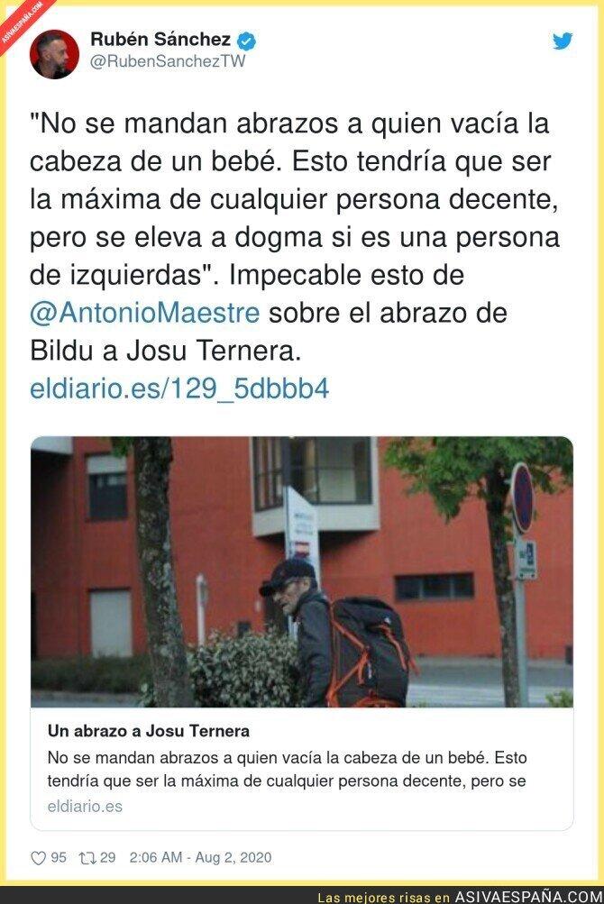 299390 - Así se habla sobre Josu Ternera