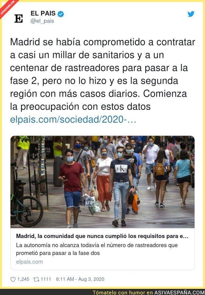 301945 - El desastre de Isabel Díaz Ayuso en Madrid empieza a salir a la luz