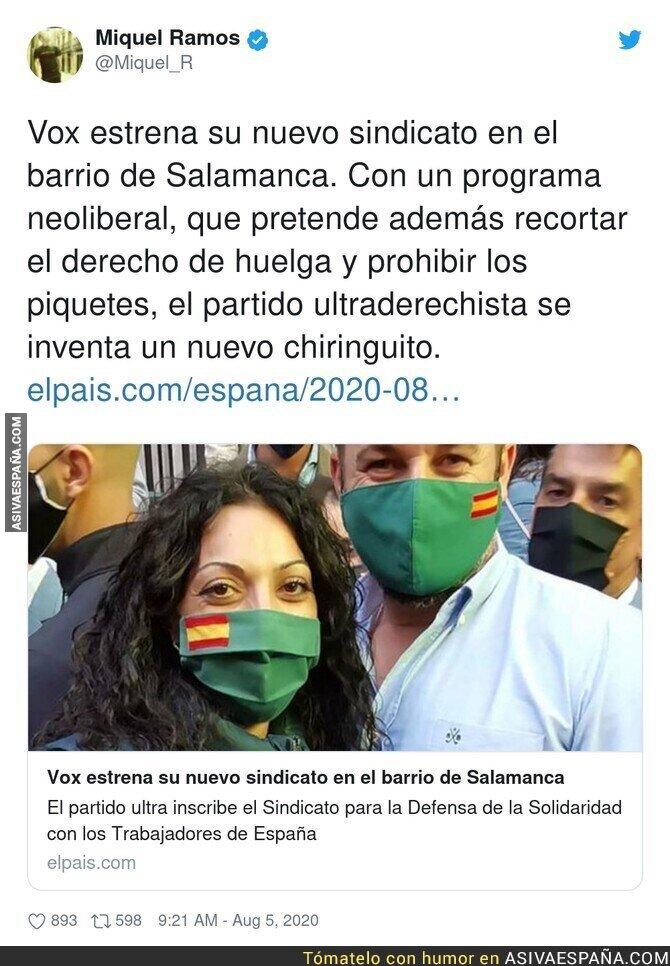 306413 - El sindicato que todo obrero esperaba en el Barrio de Salamanca