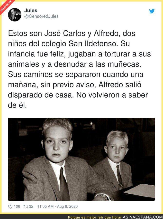 307640 - ¿Qué pasó con Alfredito?