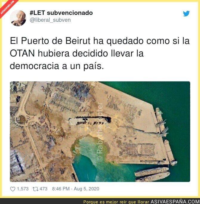 309436 - Lástima no pille el PP la alcaldía de Beirut. Cuánto terreno urbanizable