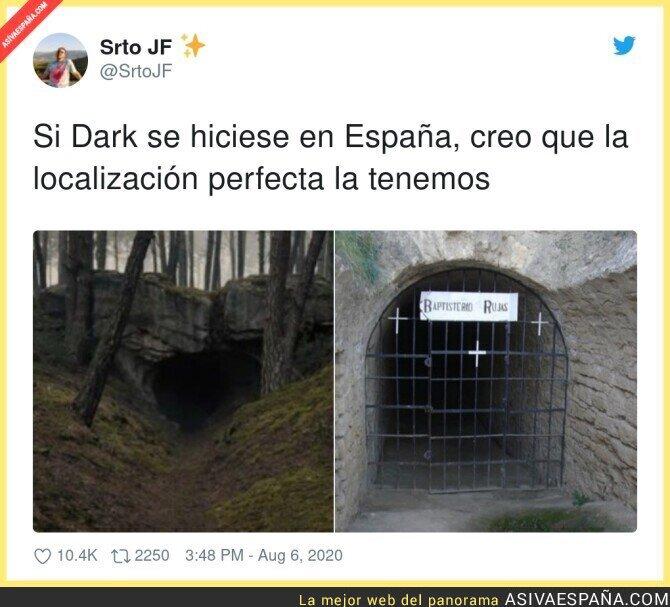 310008 - El lugar más siniestro de España