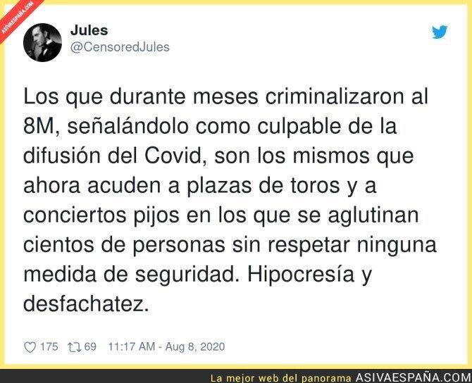 310808 - La hipocresía de la derecha española