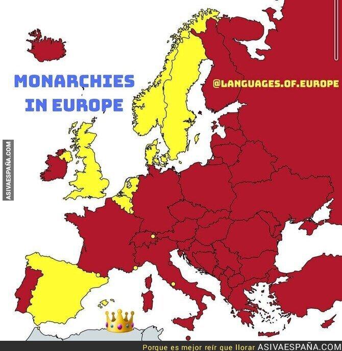 316586 - La mayoría de los países saben que es mejor una República