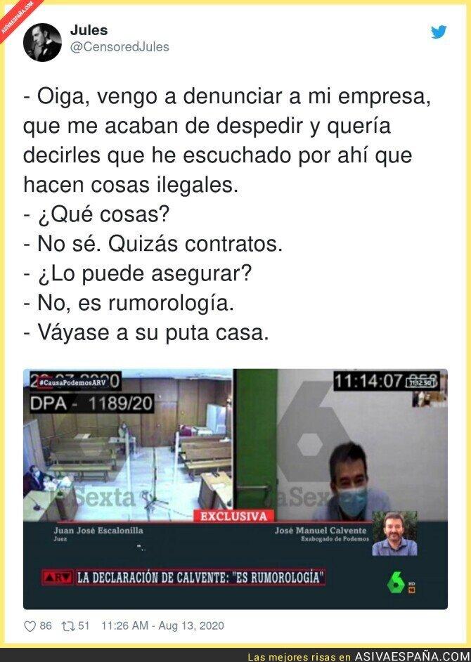 318584 - La rumorología...