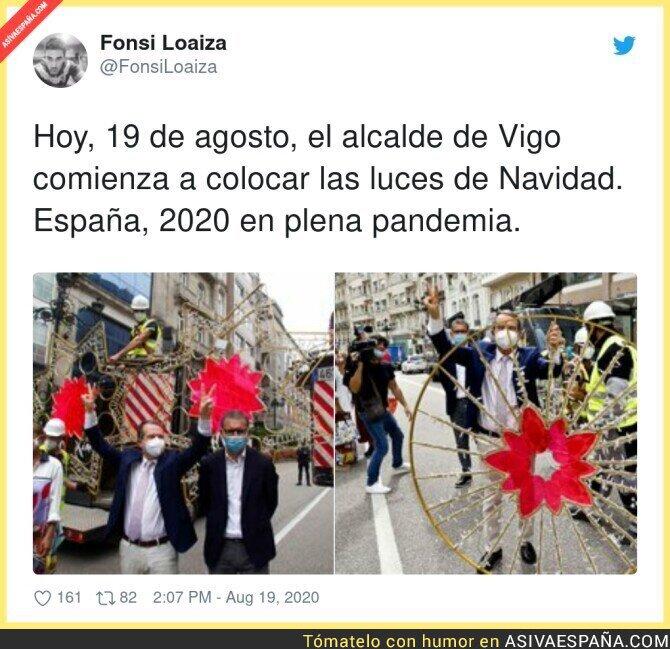 329741 - En Vigo solo importa la Navidad