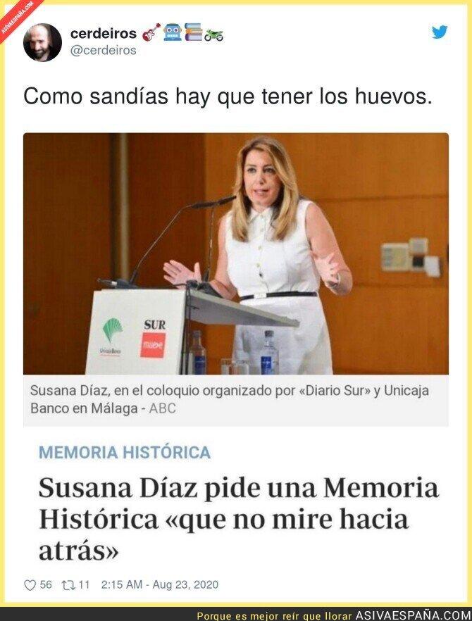 335726 - Para decir eso Susana Díaz se podía estar callada