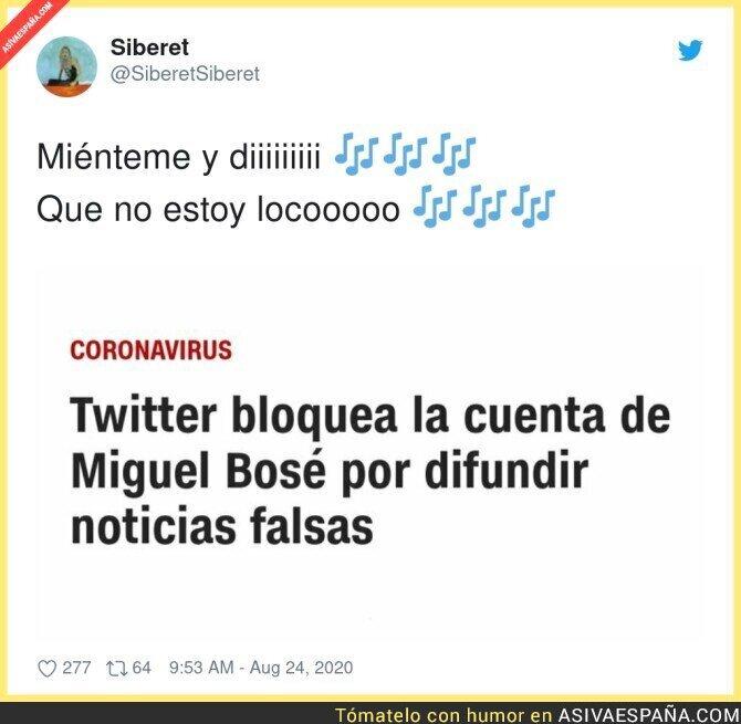 337236 - Twitter se cansa de Miguel Bosé