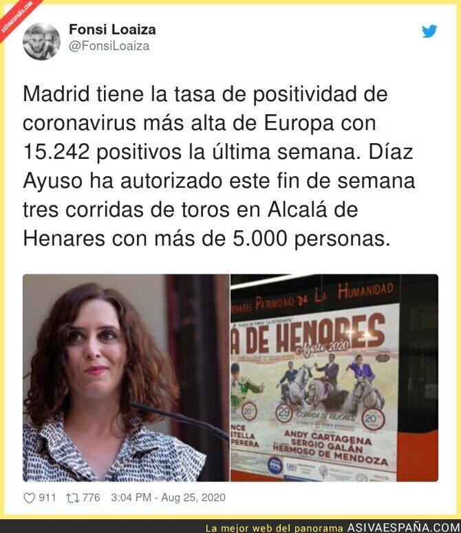 339698 - Feria del libro suspendida; ¿Plazas de toros abiertas? ADELANTE
