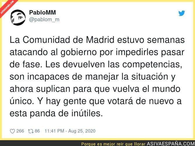 340364 - Madrid no tiene remedio