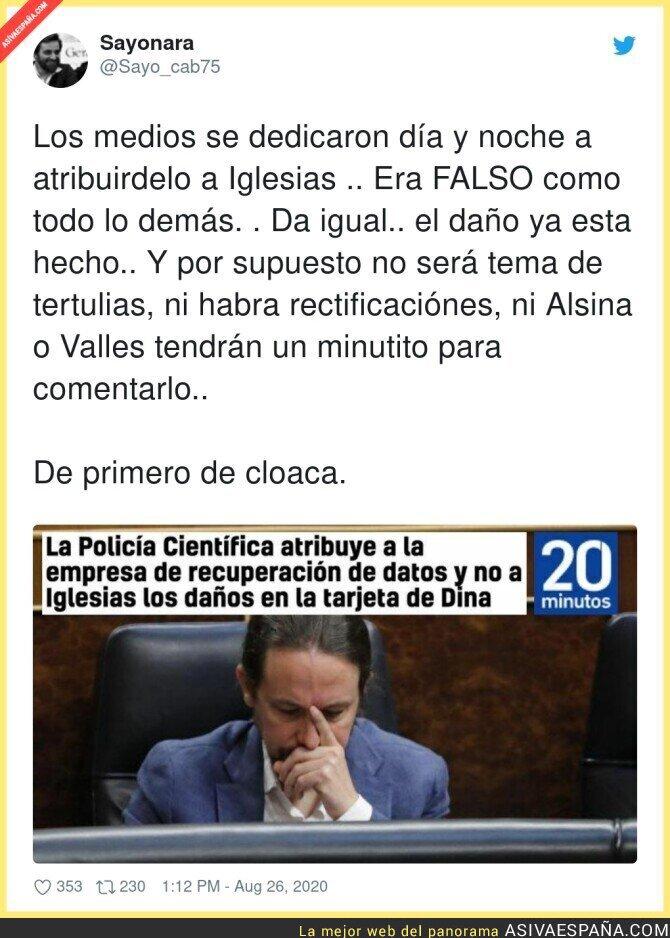 341098 - Menuda trama hay contra Podemos