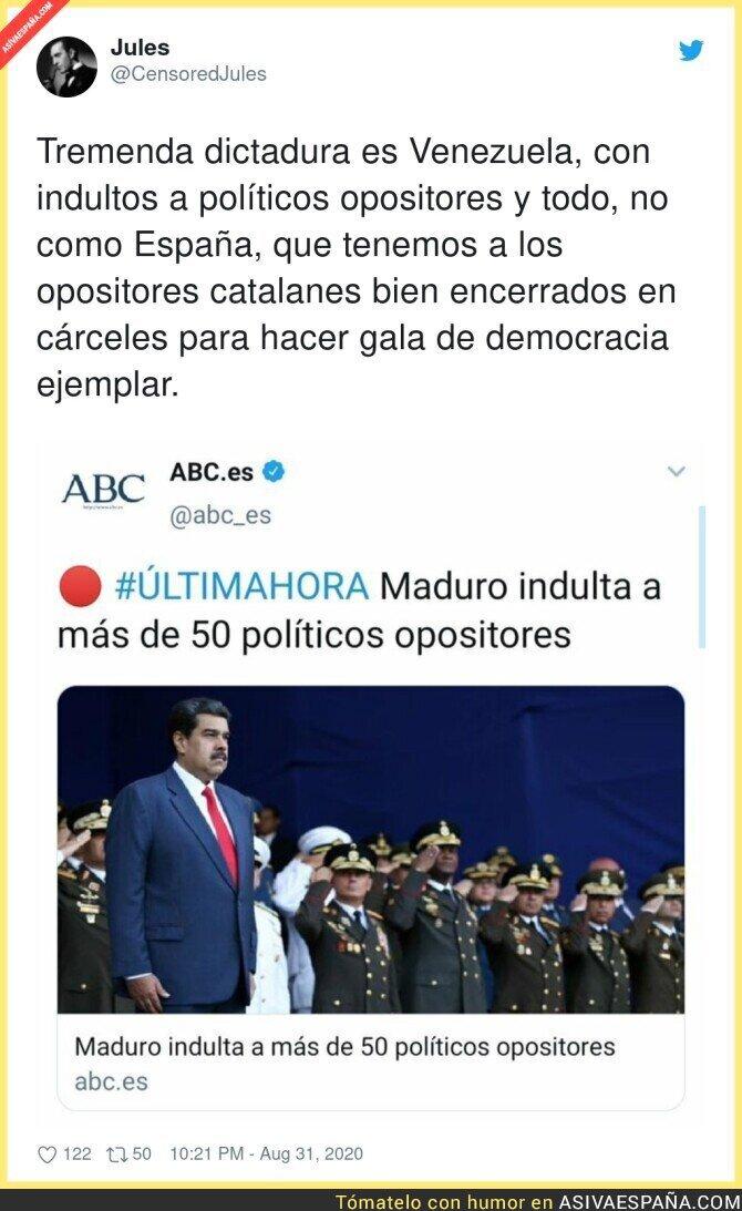 348579 - Malditos dictadores de Venezuela indultando opositores