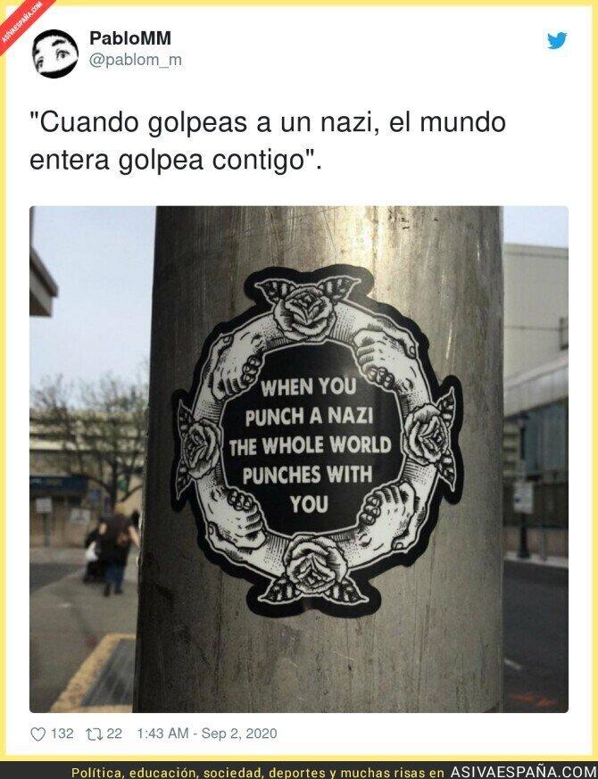 350442 - El trabajo unido contra los nazis