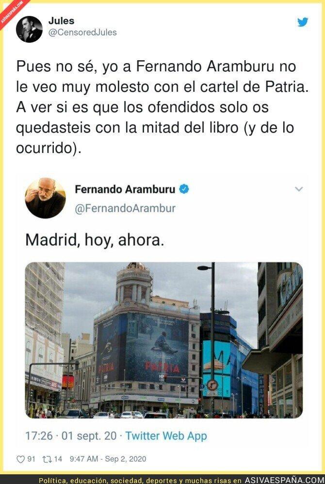 350701 - Los patriotas españoles no han abierto un libro en su vida