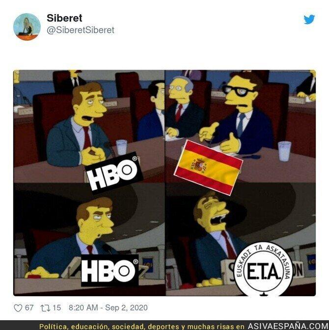 350823 - HBO es ETA (según los patriotas)