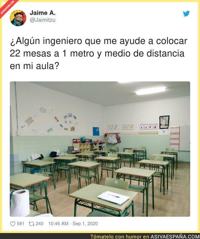 352310 - Misión imposible en el colegio