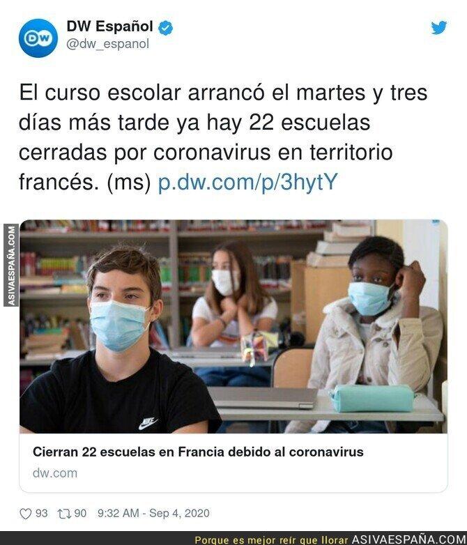 354216 - La que se va a liar en España...