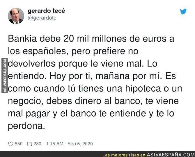 355177 - La cara dura de Bankia