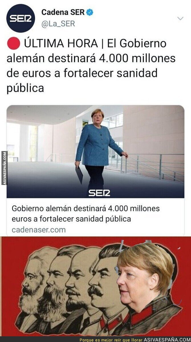 355823 - La comunista de Merkel