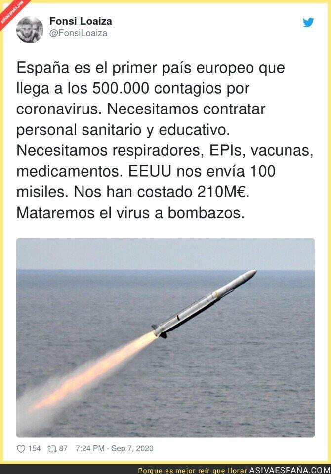 358595 - La estrategia de España contra el coronavirus