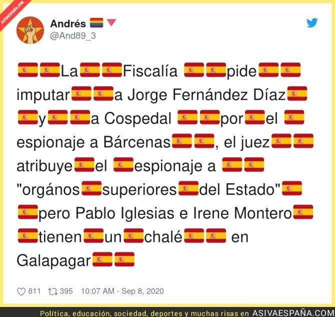 359918 - Que las banderas tapen la noticia
